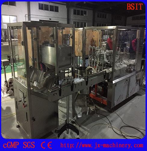 E Cigarette Filling Machine with GMP Standard