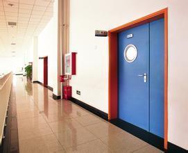 Fireproof Door Steel Door with American UL Standard 10b, 10c and Ubc 7-2 Safety Door