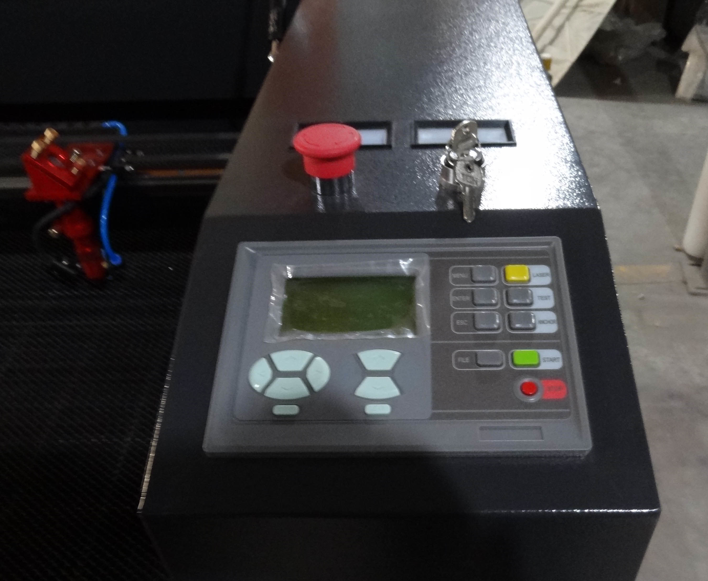 CNC Laser Cutting Machine and Engraving Machine with Ce Approved