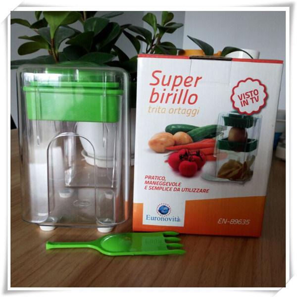 Food Chopper Potato Slicer for Kitchen Appliance (VK15030)