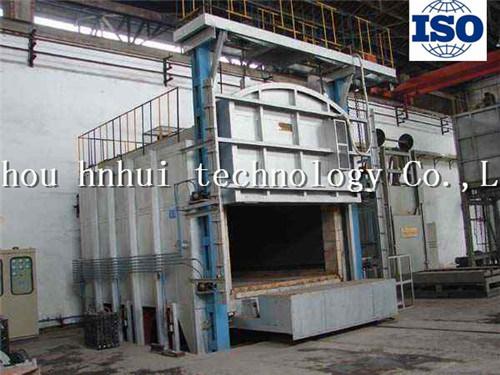 Gas Furnace Annealing Furnace for Aluminium of China