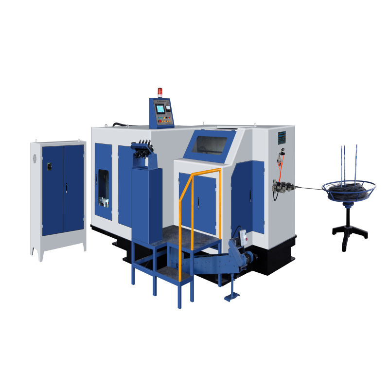 Automatic Bolt Making Machine (STBF-13B4S)