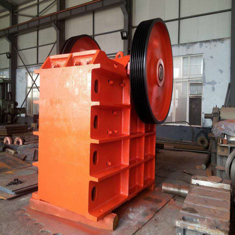 Welding Machine Crusher PE 600*900