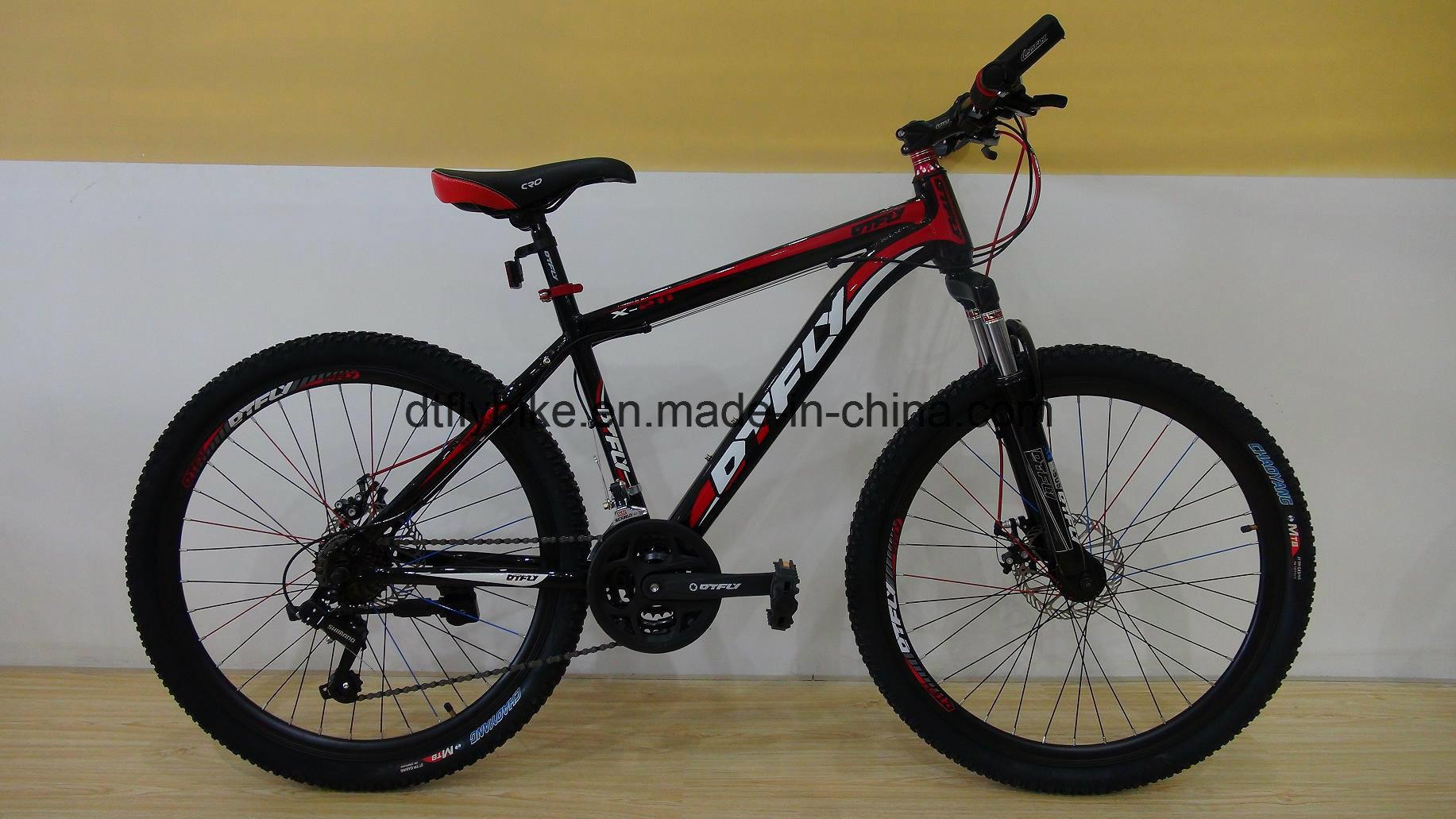 "Bike,26"" Hongze Num2, Mountain Bike, with Shimano 21s, Disc-Brake"