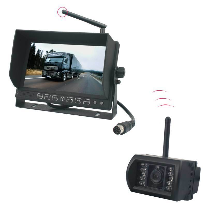China Car Rear View Camera Monitor System (FL-6026F