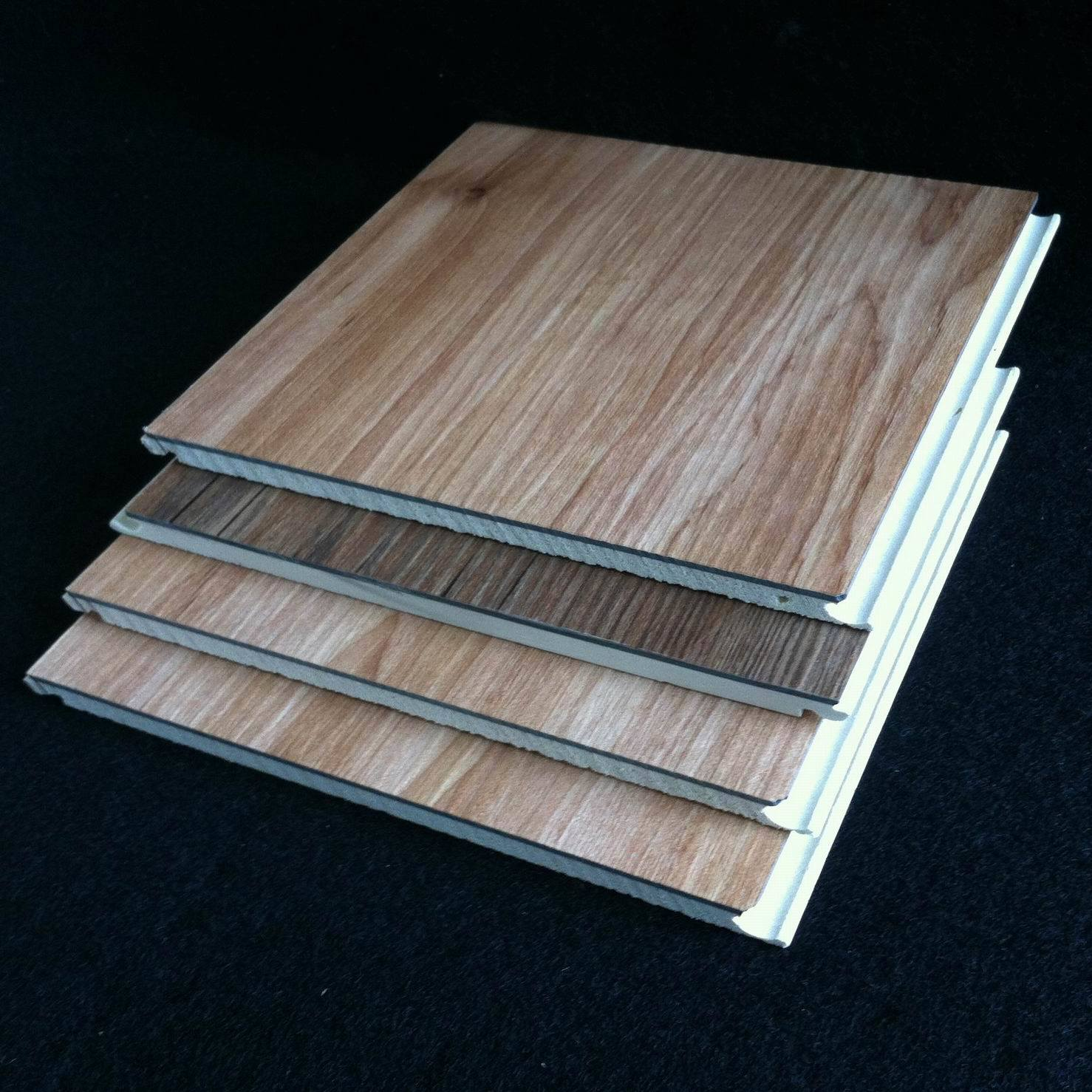 China pvc laminate flooring wpc laminated flooring for Pvc wood flooring