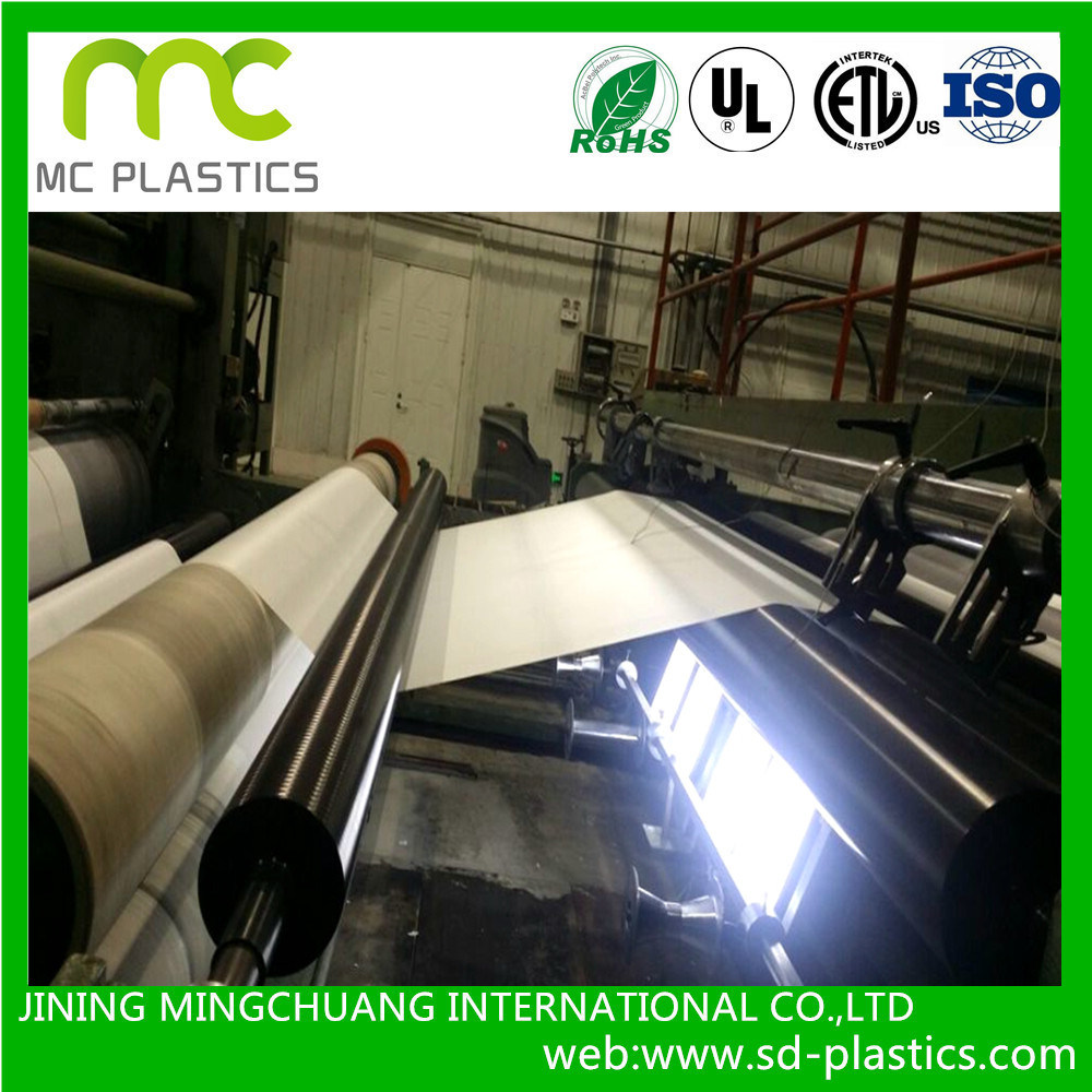 PVC Flexible/Flame-Retardant/Soft/Transparent/Colored Films