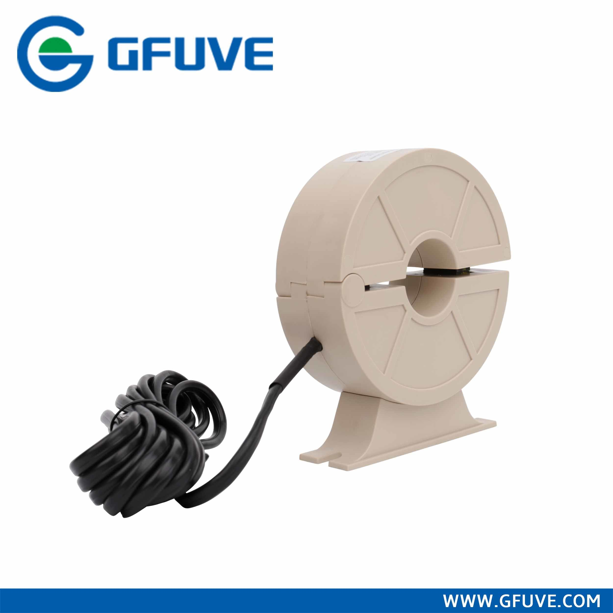 200/5A Class 0.5 Indoor Cheap Price Split Core Clamp CT Current Transformer