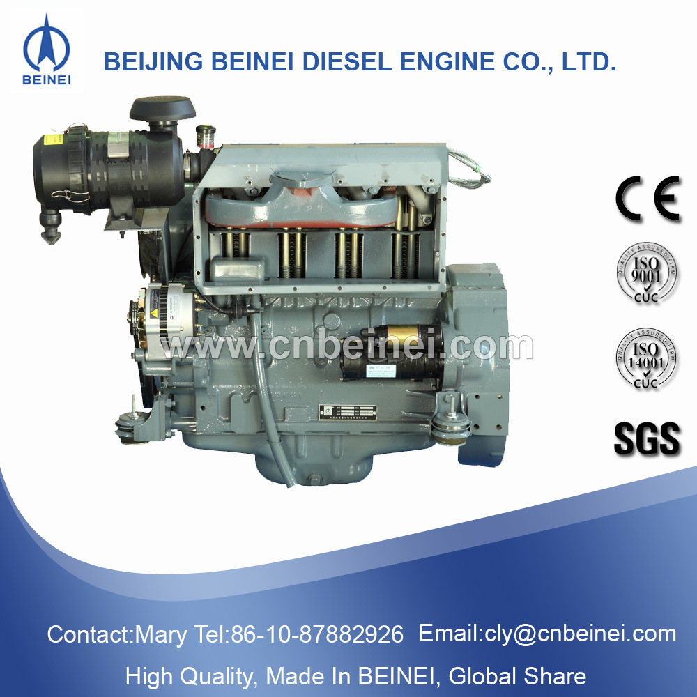 F4l912 Air Cooled Diesel Engine for Constrution Machinery (14kw~141kw)