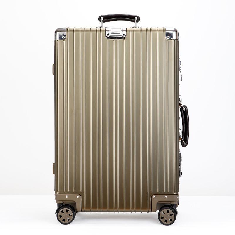 Portable Trolley Luggage Travel Bag Spinner Suitcase Tsa Lock