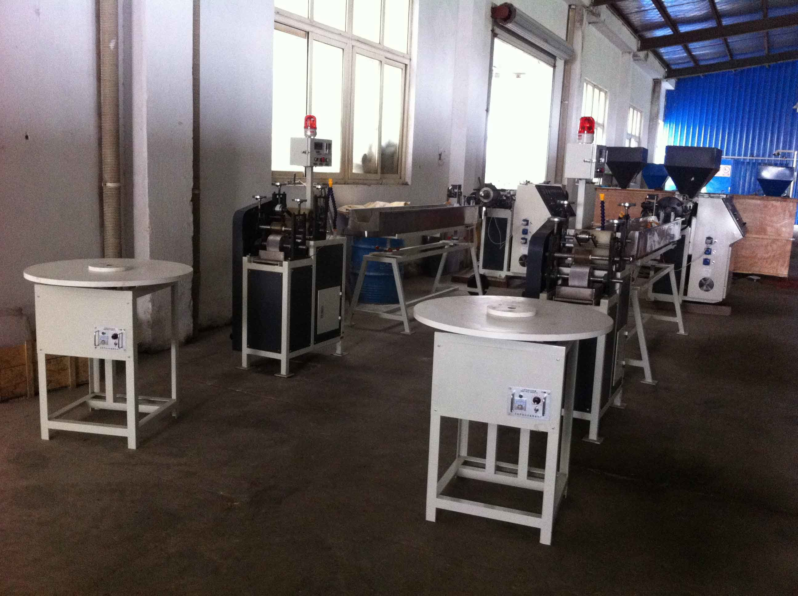 Furniture High Glossy PVC Edge Band Extruder Machine