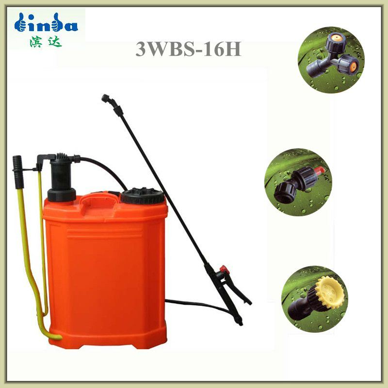 16L Backpack Hand/Manual Sprayer Machine