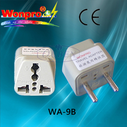 Universal Travel Adaptors --Socket, Plug (WA-9)