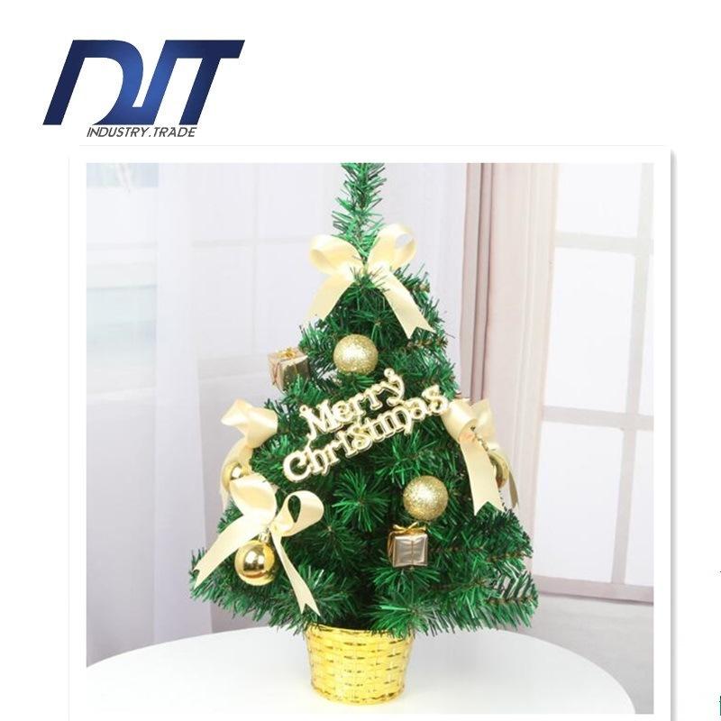 Bow Bonsai Small Christmas Tree Luxury Package Tree Wholesale