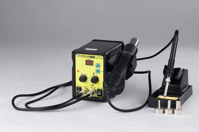 Digital Soldering Station (968)