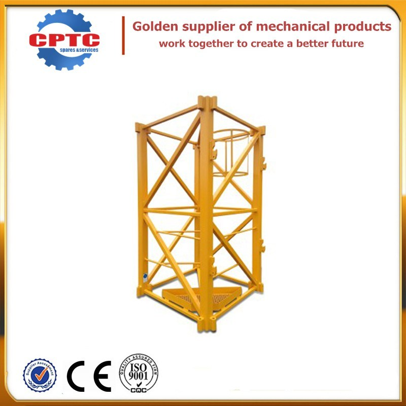 High Quality Tower Crane Parts Mast Section
