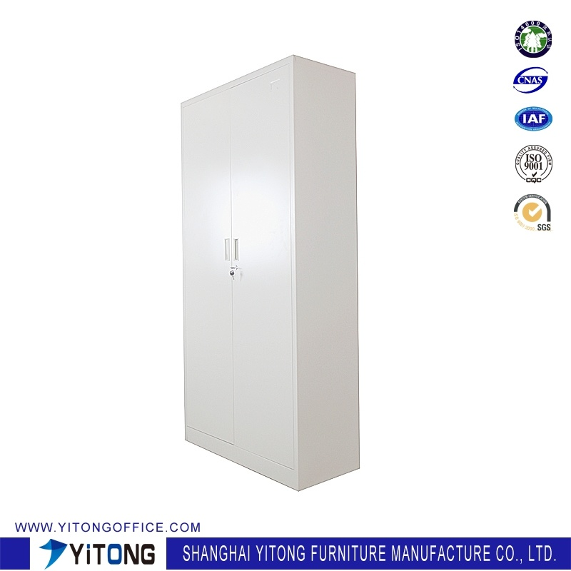 Yitong 2-Door Metal Storage Cabinet / Office Use Steel File Cabinet