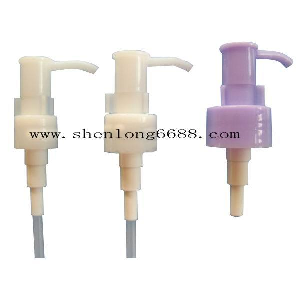 Plastic Shampoo Soap Lotion Pump Sprayer