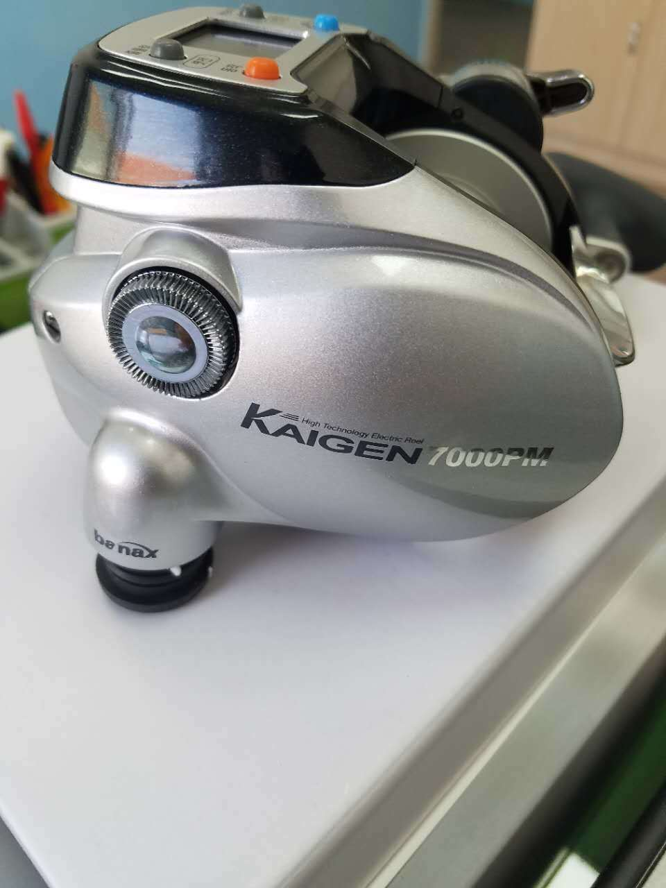 Korea Pure Hand Make Electric Fishing Reel