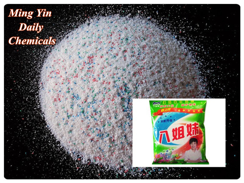 Warm Water Washing Detergent Powder