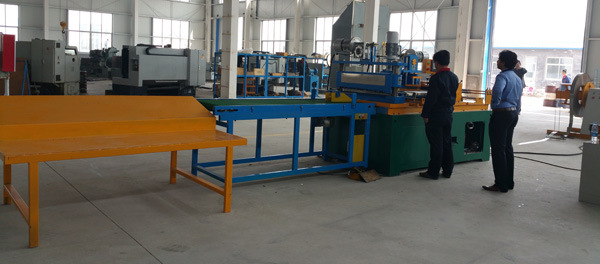 Compact Step Lap Silicon Steel Core Cut to Length Machine Line for Mitred Transformer Lamination Cutting