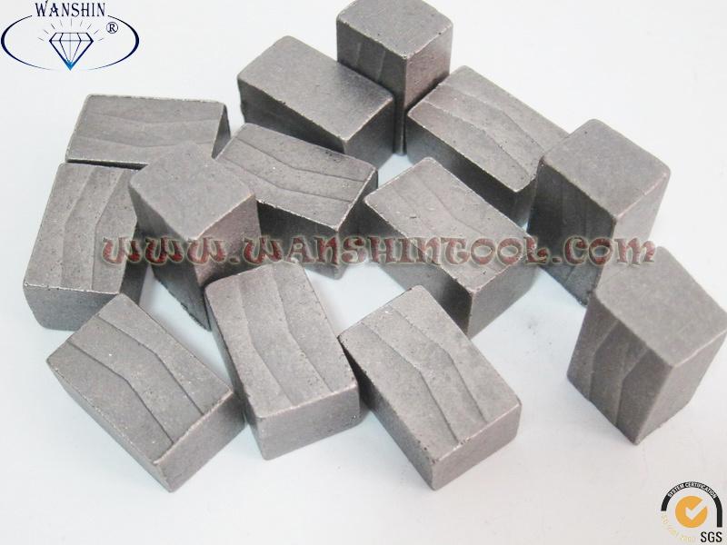 Sandstone Diamond Segment Diamond Tip Diamond Tool for Sandstone Segmentos