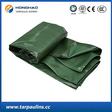 UV-Resistant PVC Waterproof Truck Tarpaulin/Tarp