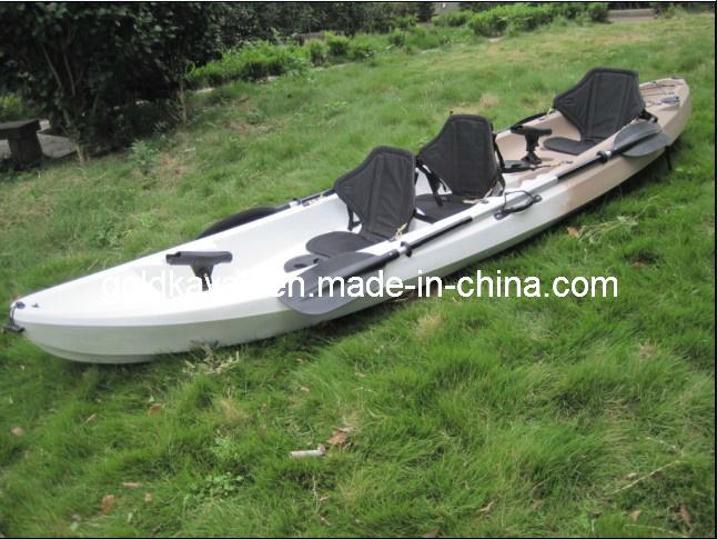 China 2 1 sit on top fishing kayak gk 10 fishing kayak for Best sit in fishing kayak