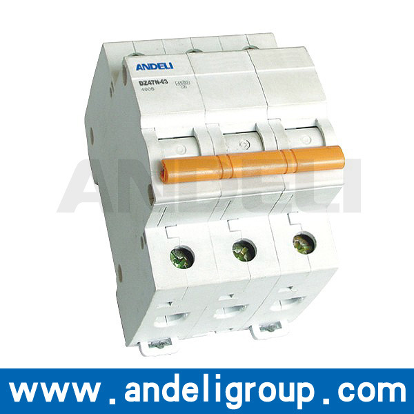 Electrical Breaker MCB (DZ47N-63)