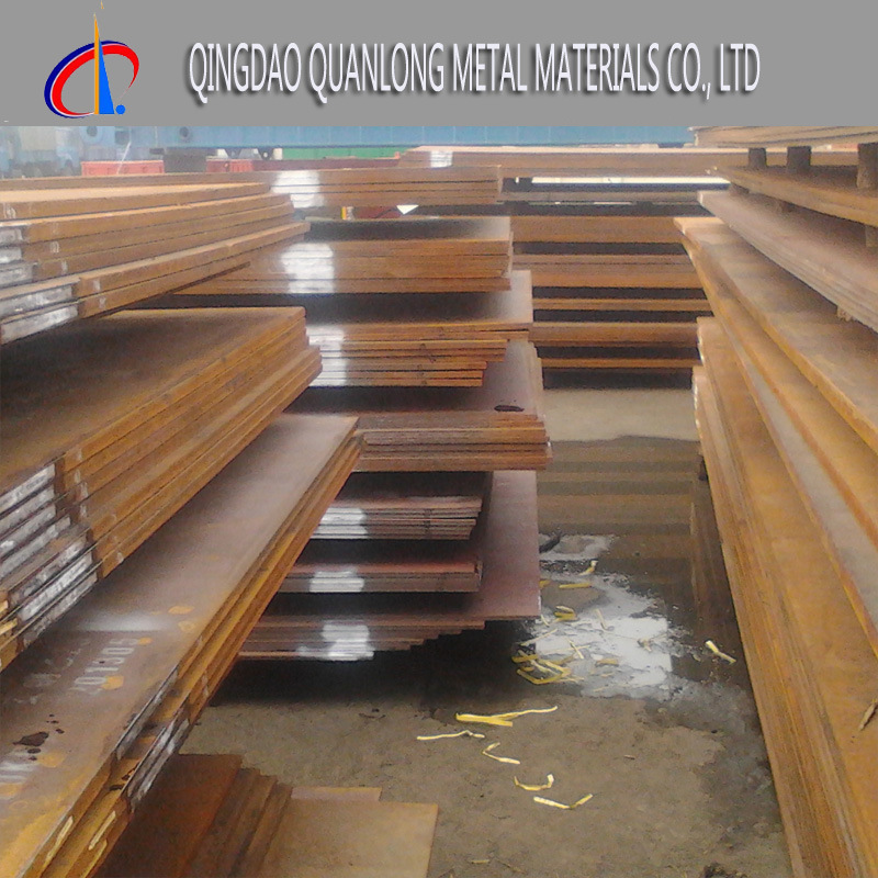 Hot Rolled Nm400 Hard Wear Resistance Steel Plate