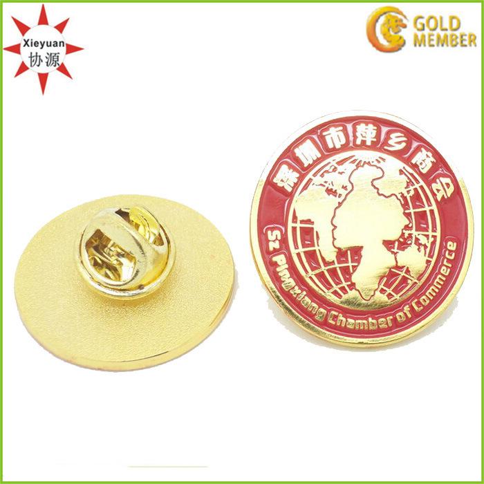 Custom Metal Badge Pin for Promotional
