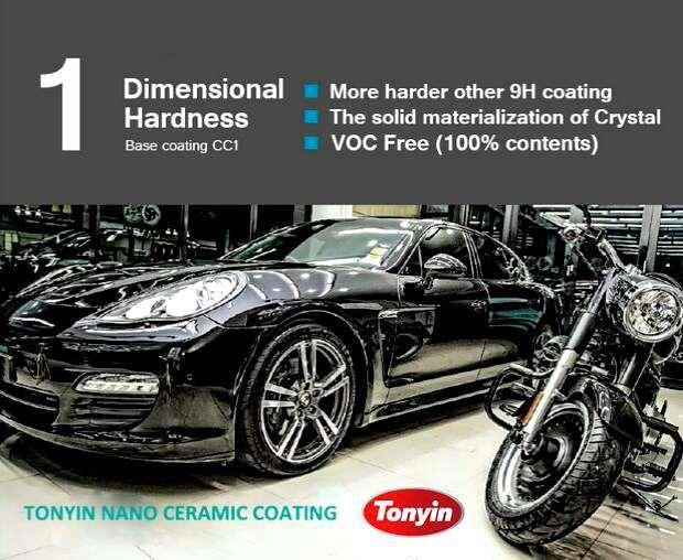 High Quality Glass Coating, Nano Ceramic Coating for Car Care
