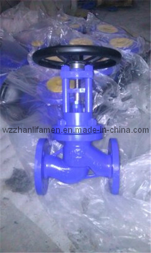 DIN Bellows Seal Globe Valve Wj41h
