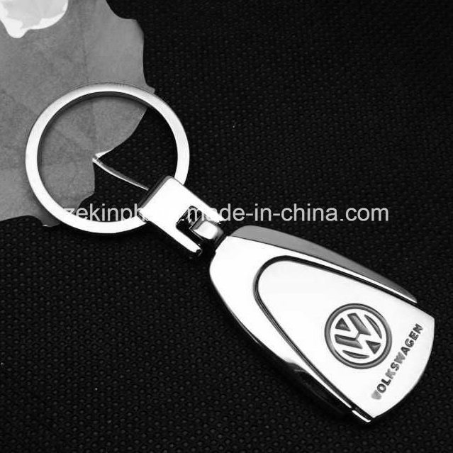 Custom Made Car Logo Metal Keychain for Promotion