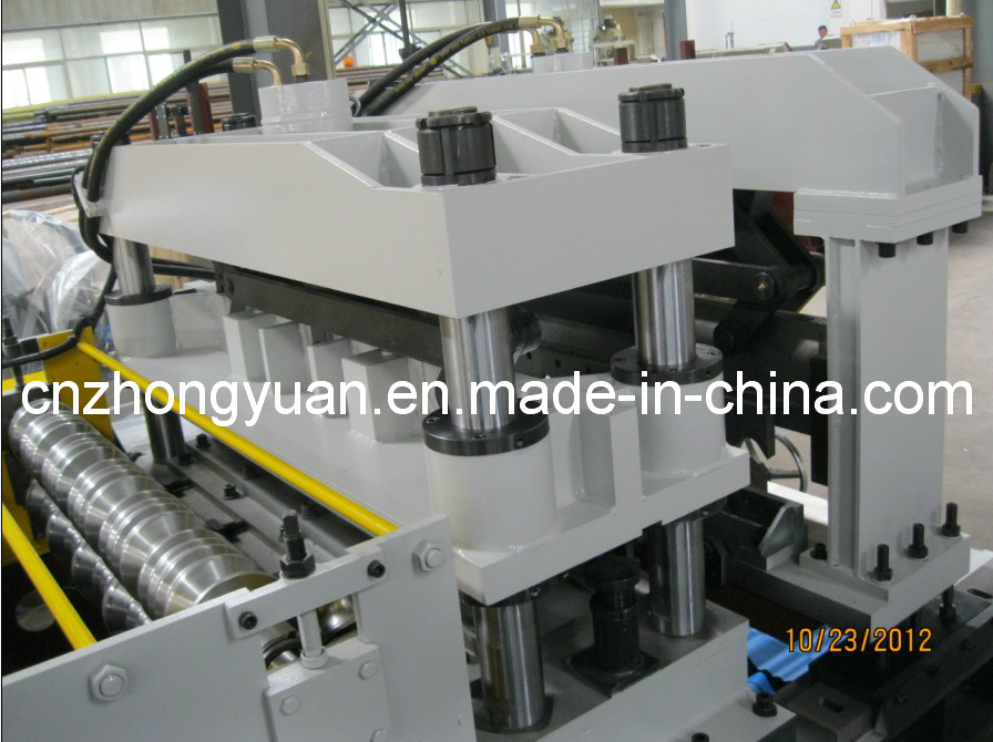 Roof Tile Roll Forming Machine (ZYYX 27-190-950)