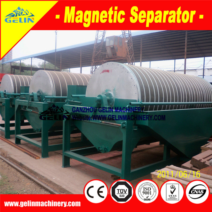 High Intensity Magnetic Separator Ilmenite Beneficiation