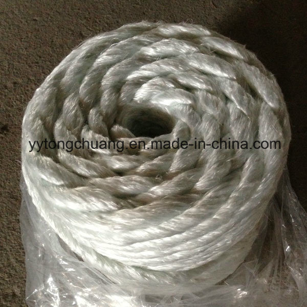 Bulked Glass Fiber Twisted Rope for Boils, Oven and Stove Sealing