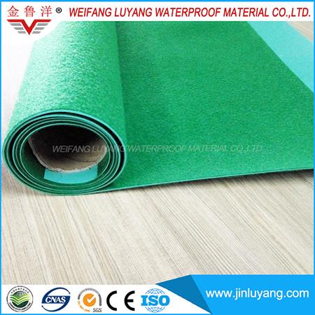 1.5mm PVC Waterproof Membrane for Flat Roof