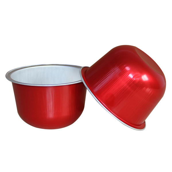 Able Packing Silver Round Aluminum Foil Cup