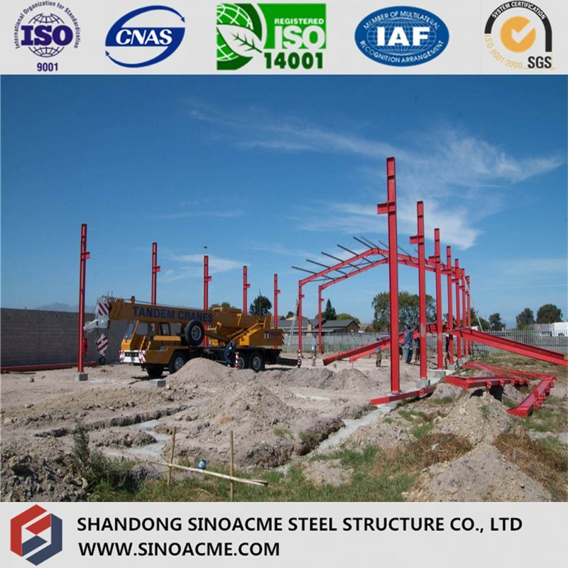 Steel Structure Warehouse Construction