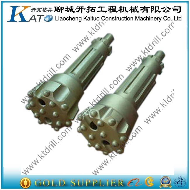 127mm DHD 340 8 Splines High Air Pressure DTH Hammers Drill Bits