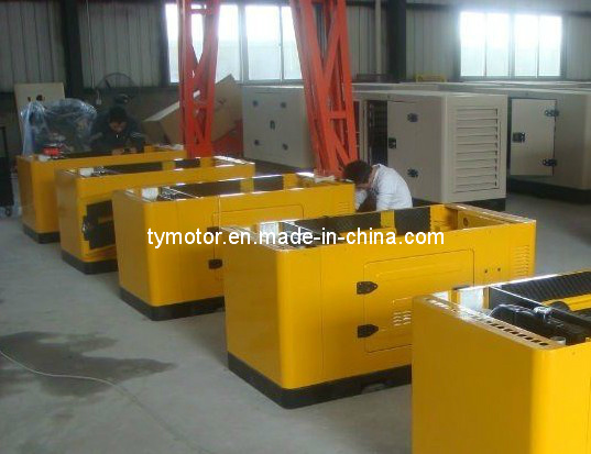 Gfs Silent Diesel Generator Set 30kVA with Engine China Generator