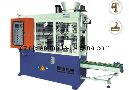 Sand Core Shooting Machine with Nylon Conveyor (JD-361-Z)