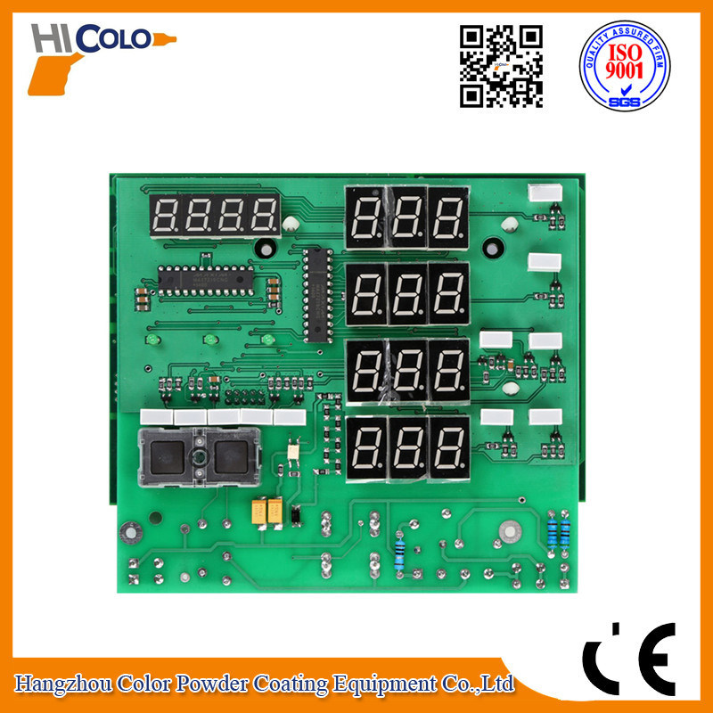 PCB of Newly Powder Coating Equipment (colo-161s)