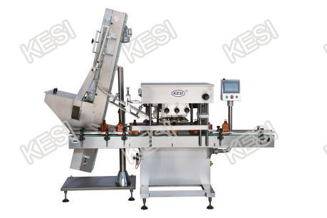 Zxg -150 Full Automatic Linear Capping Machine / Capper