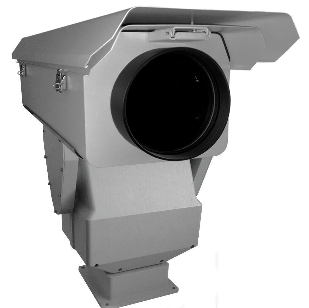 Outdoor Heavy Duty Super Far Distance Thermal PTZ Camera with Internet Available