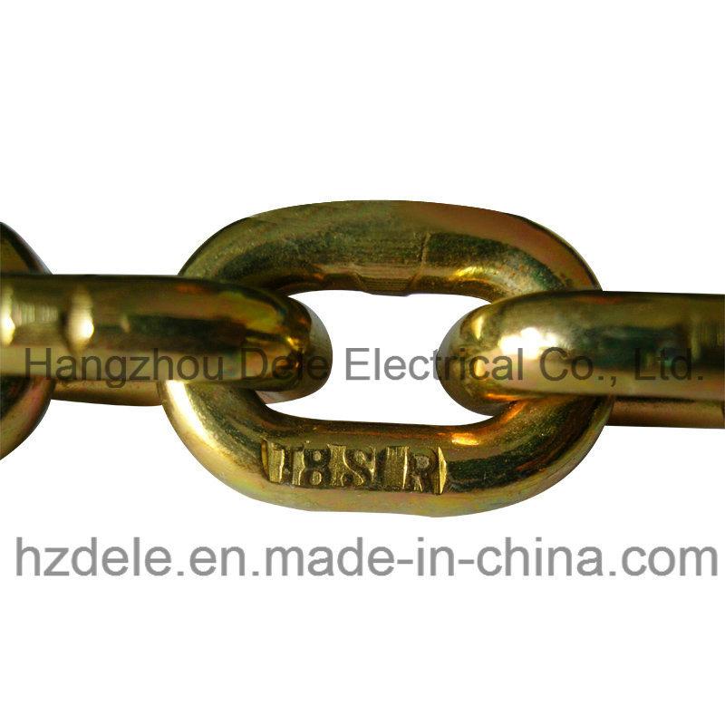 20mm G80 Mining Round Link Chain