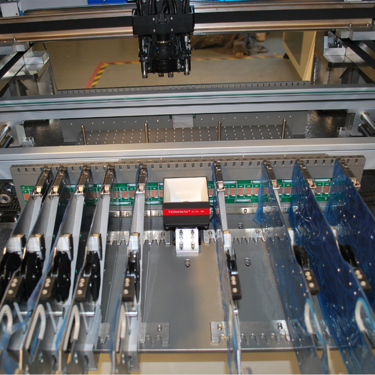 High Accuracy SMT 0201 Placement Mounter Machine T4