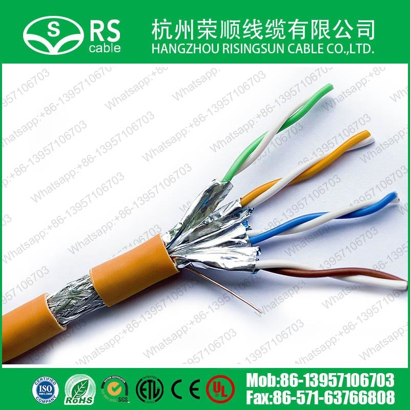 Cat7 SFTP High Quality 650MHz 10g