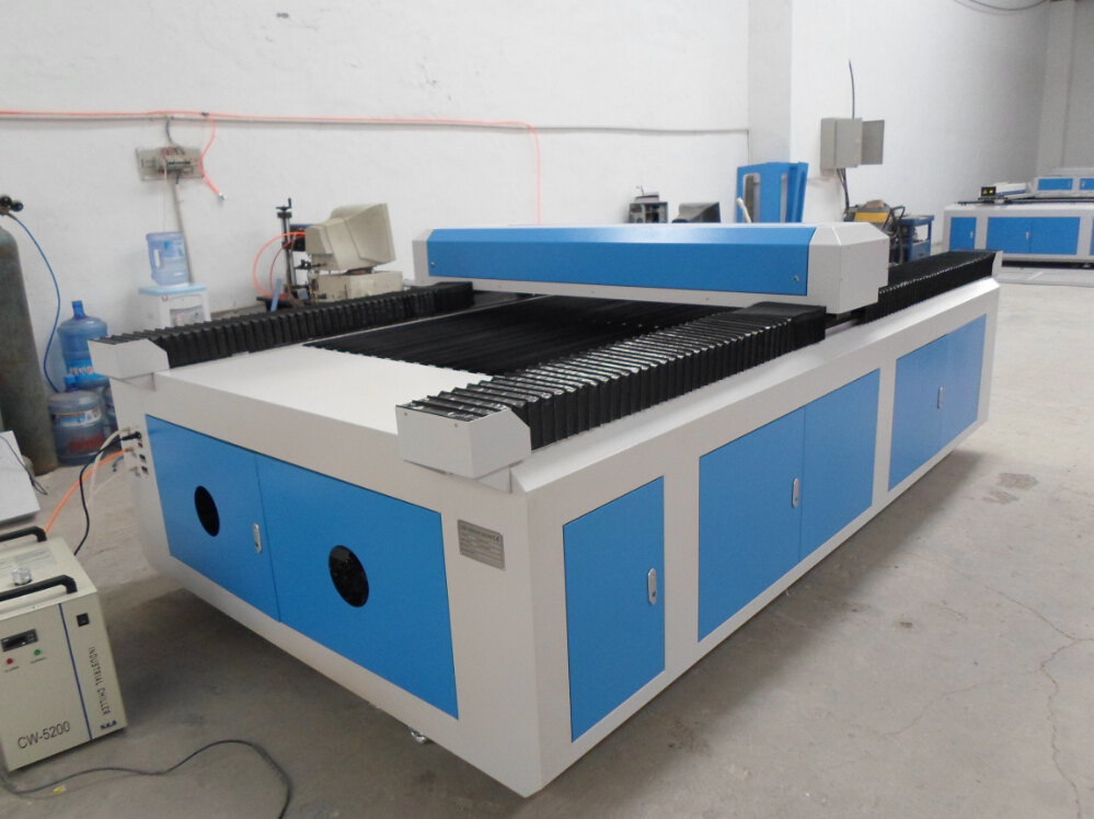 Reci Laser Tube 1000 Hours Warranty MDF Laser Engraving Machine R1325